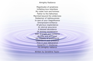 almighty radiance