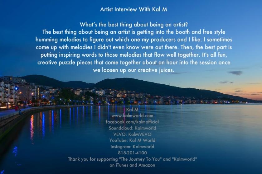 kal m interview 4