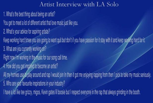 LA Solo interview 2
