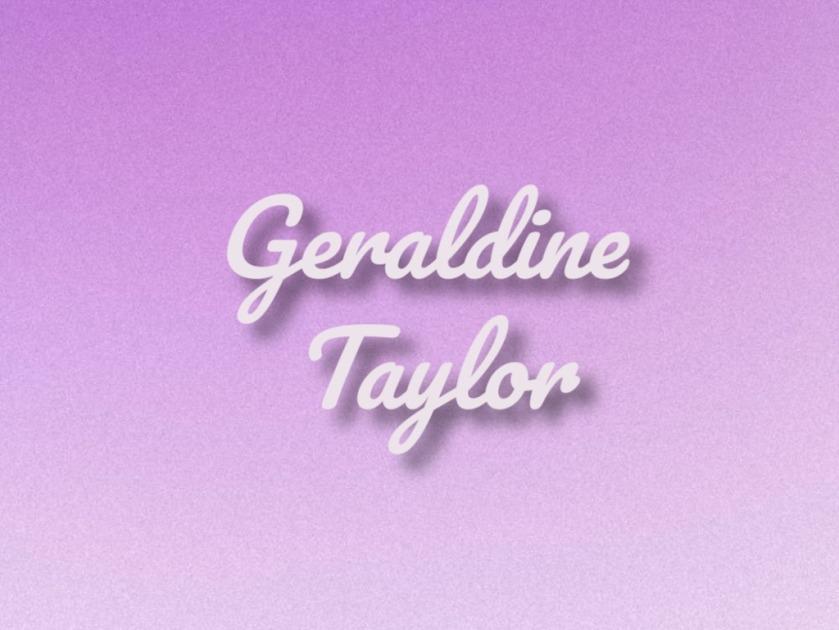Geraldinetaylorlogo