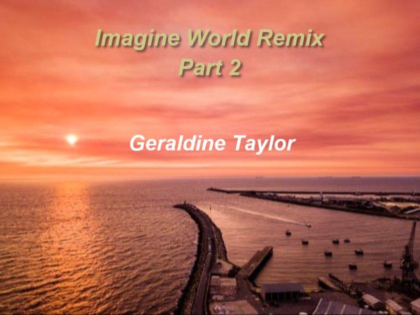 Imagine World Remix Part 2 album cover