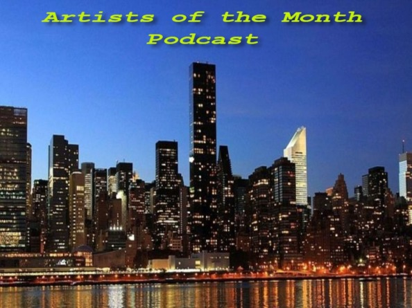 Artists of the Month Nov Podcast 2019