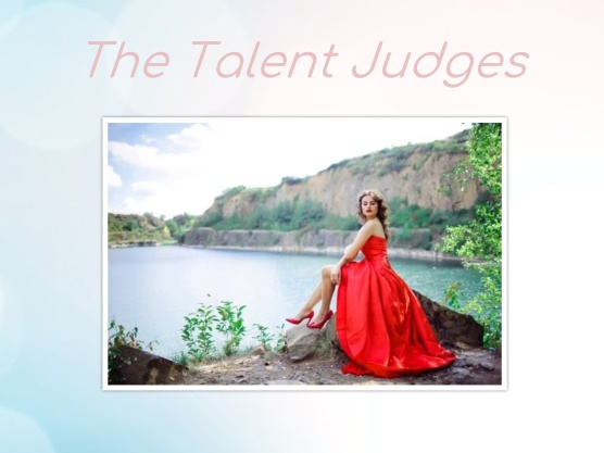 Talent judges